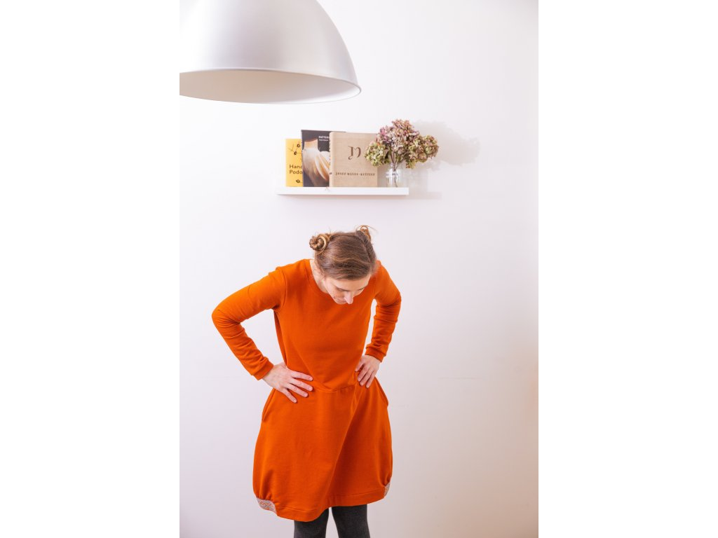 Šaty Lapan