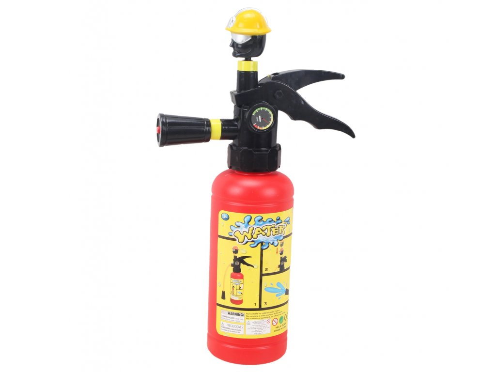 Dětský vodní hasicí přístroj
