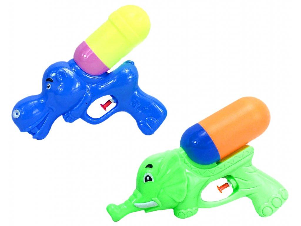 Pistol na vodu zvířatka