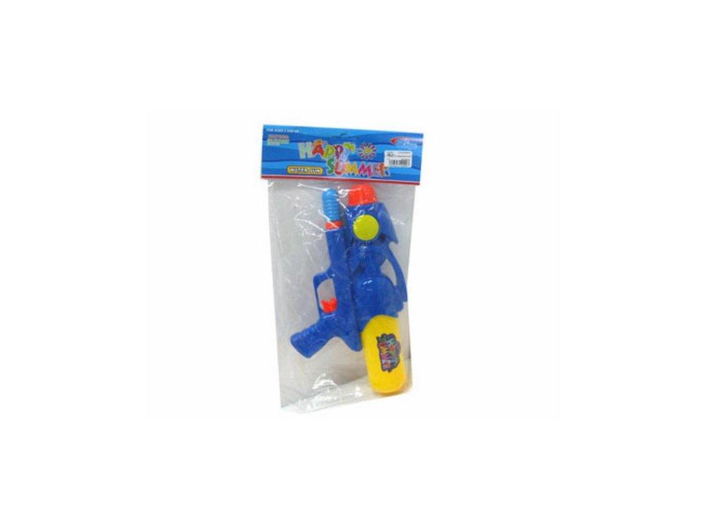 Vodní pistole modrá