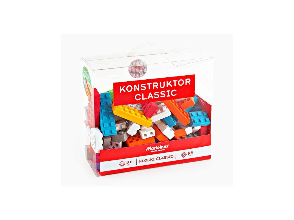 Stavebnicové kostky CLASSIC 95 dílků