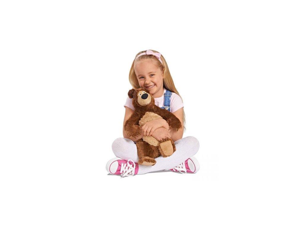 Plyšový medvěd Máša a Simba 2