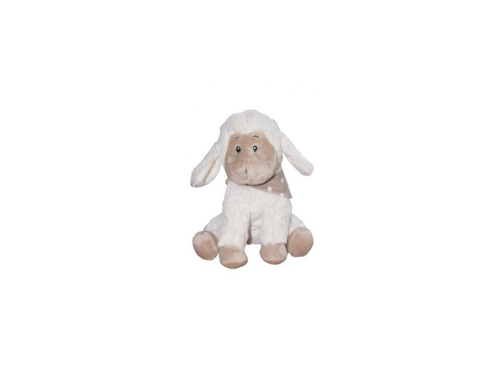 Plyová ovečka perlová kolekce