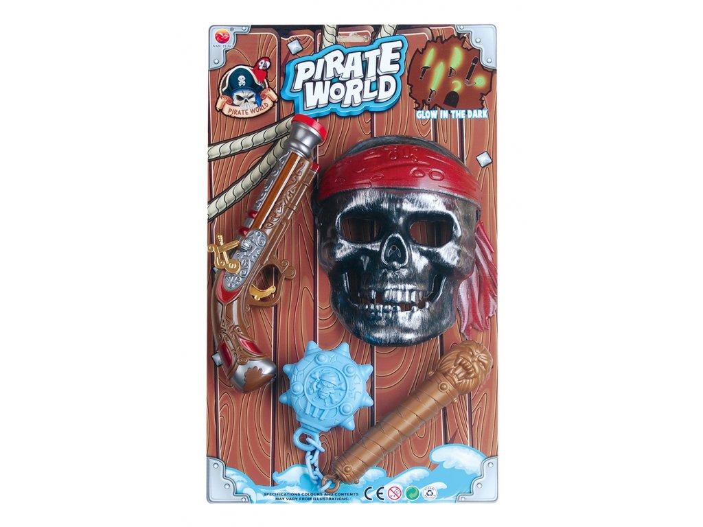 Sada Piráti svítíci