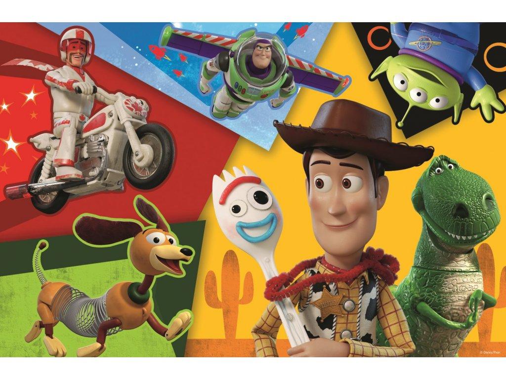 Puzzle Toy Story 4 Příběh hraček 60 dílků