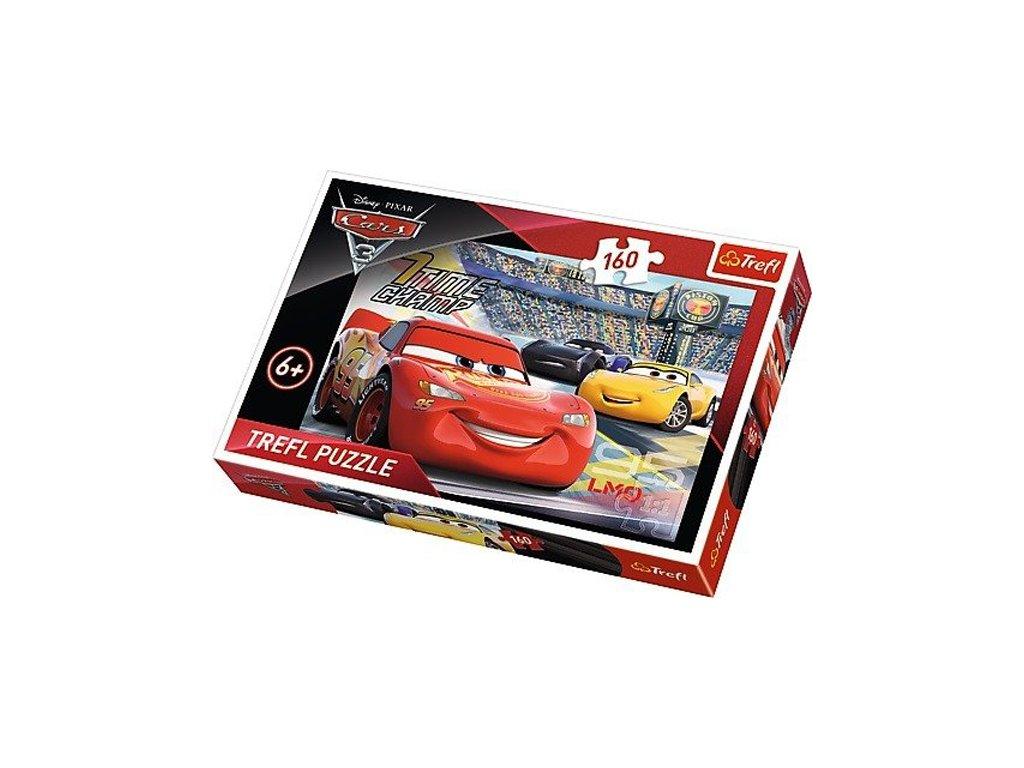 Puzzle CARS 3 160 dílků