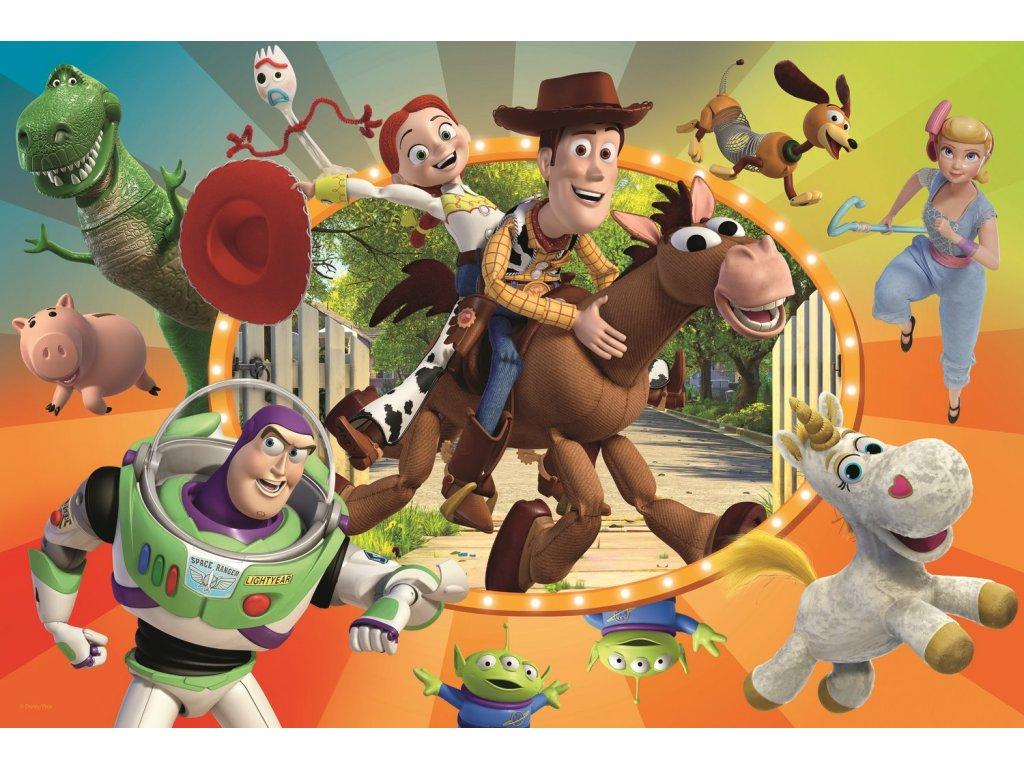 Puzzle Toy Story 4 Příběh hraček 160 dílků