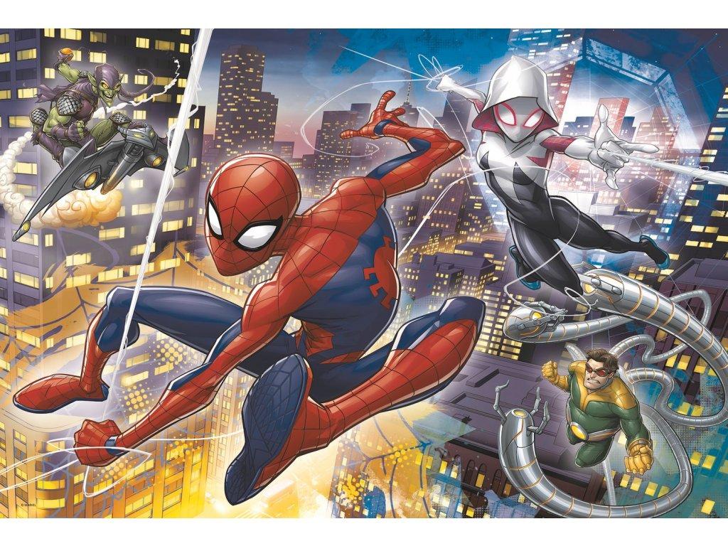 Puzzle Spiderman MAXI 24 dílků