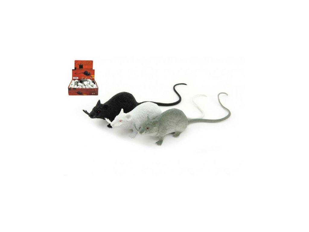 Plastová krysa