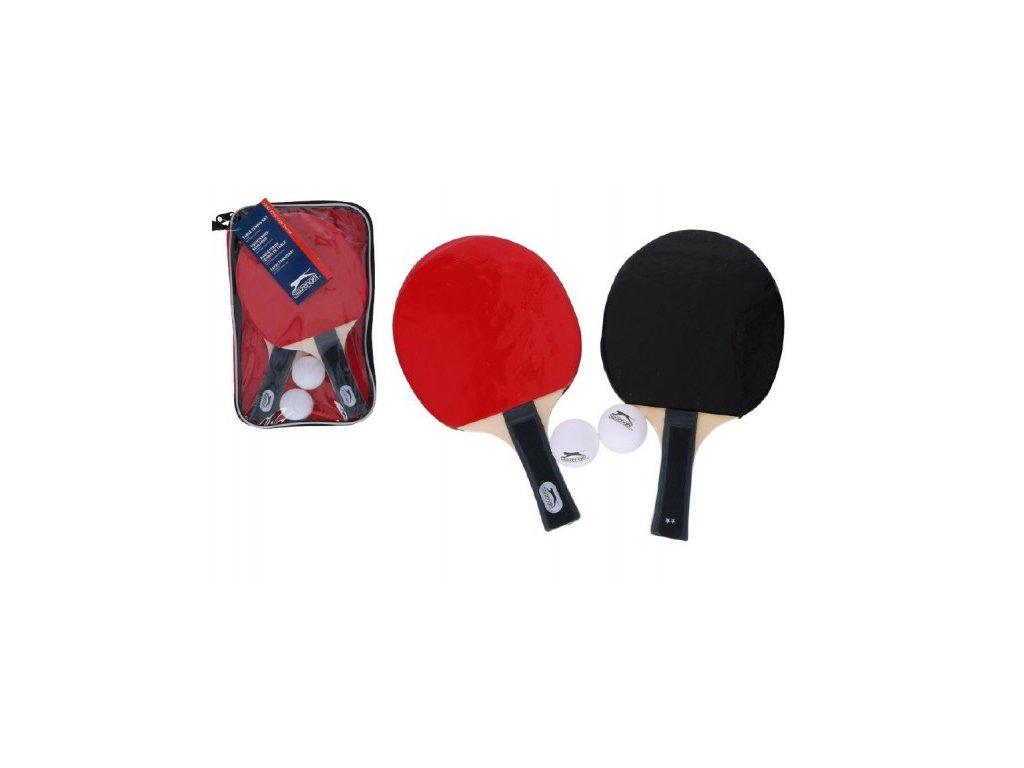 Sada pro stolní tenis 2 pálky a 2 míčky