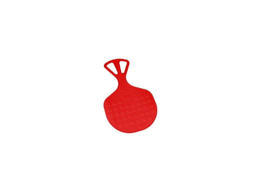 Kluzák Lopata Mrazík červený