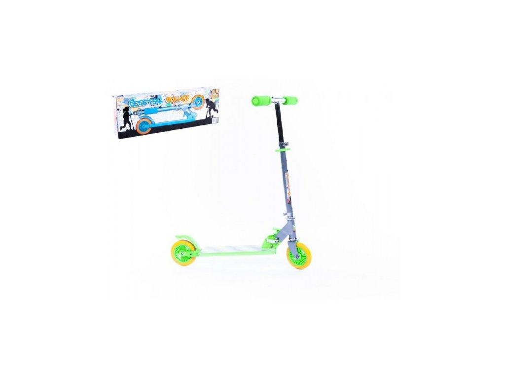 Koloběžka Scooter 4 druhy