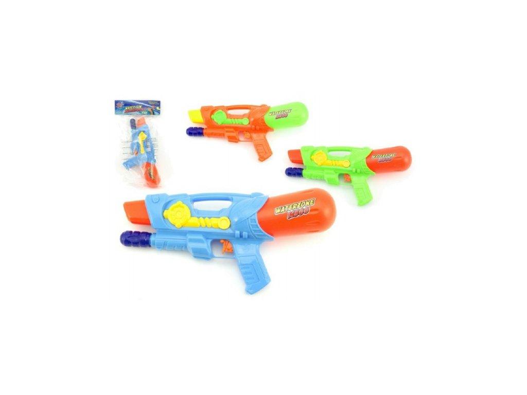 Vodní pistole 3 barvy