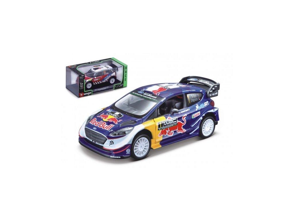 Auto Bburago 1:32 Race Rally mix druhů