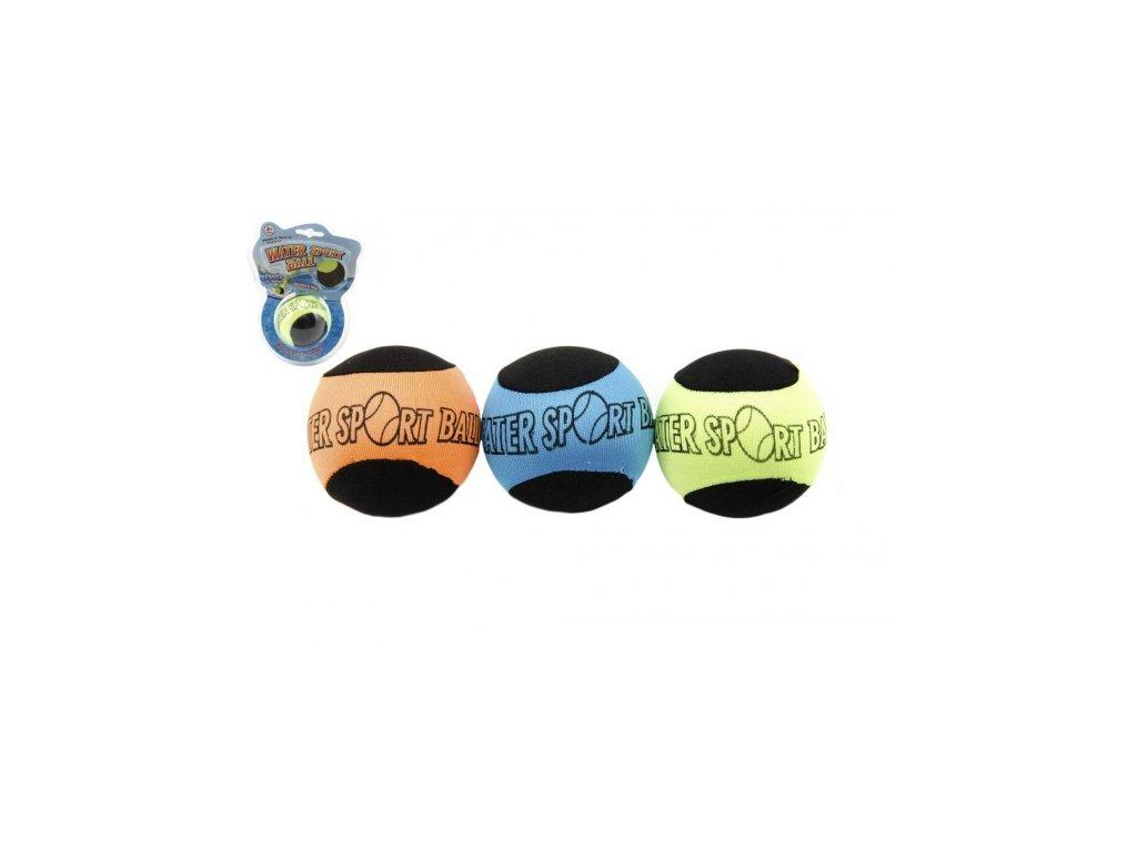 Házecí míček do vody průměr 3 barvy
