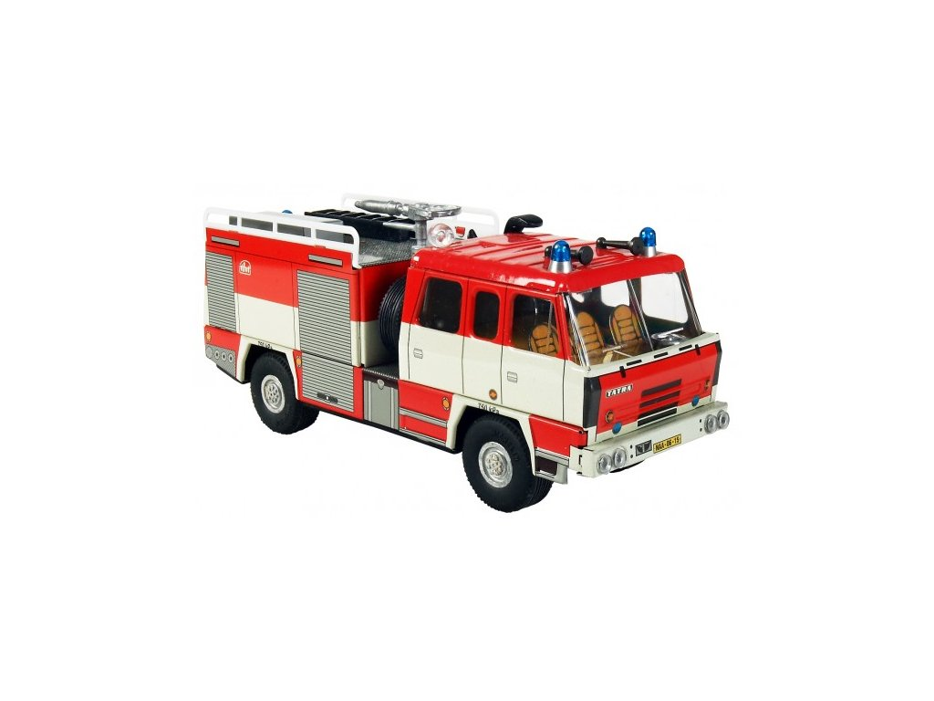 Tatra 815 hasiči 1:43