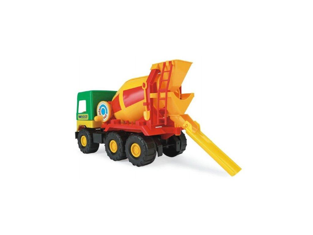 Auto middle Truck domíchávač Wader