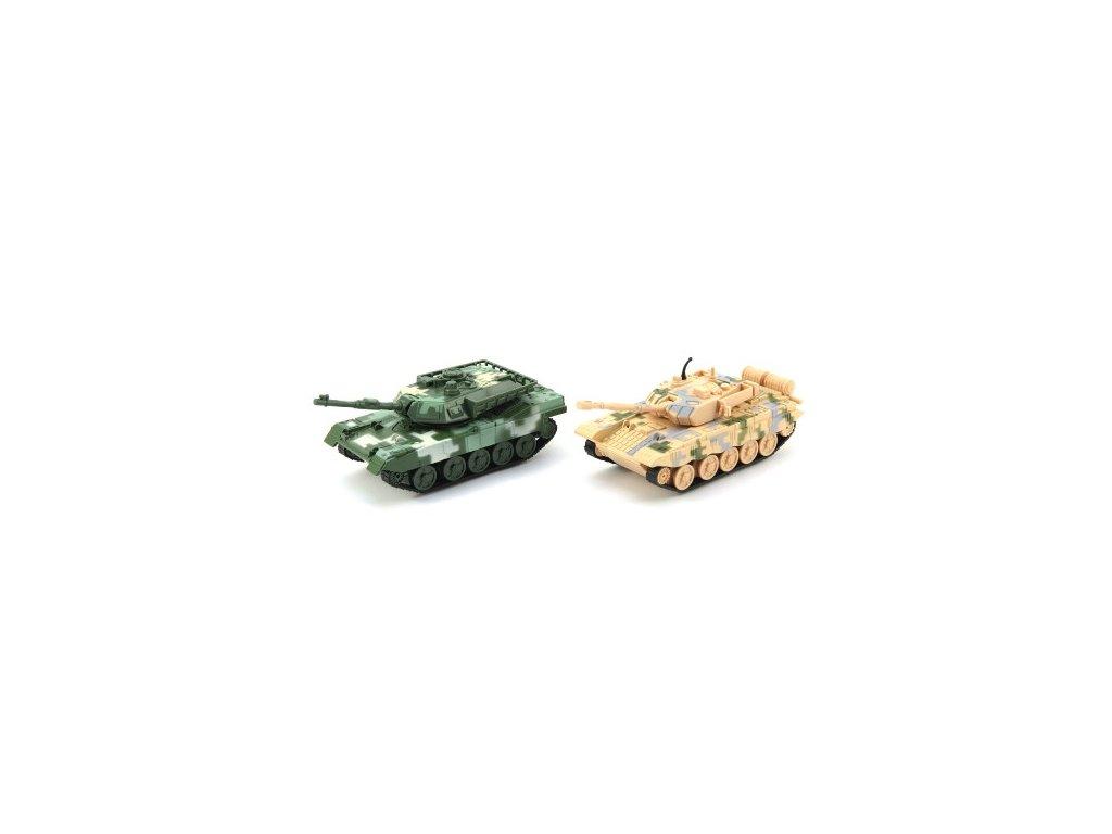 Tank PB 2 barvy na zpětné natažení