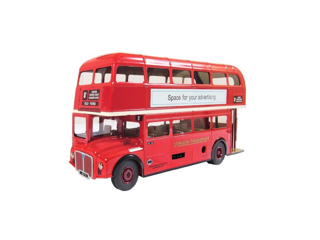 "Autobus Routemaster Bus RM 5 ""Double Decker"" 1:36"