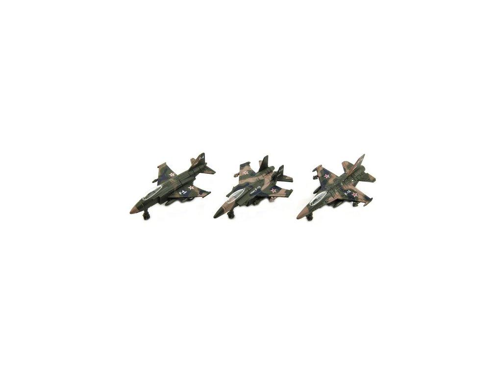 Letadlo/stíhačka vojenská