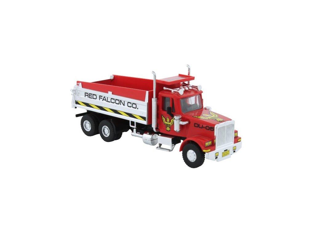 Stavebnice Monti 44 Dumper Truck Western star 1:48