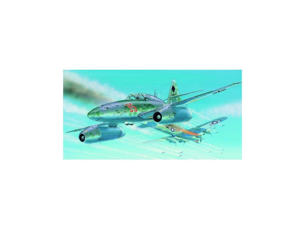 Model Messerschmitt ME 262 B-1a/U1 1:72