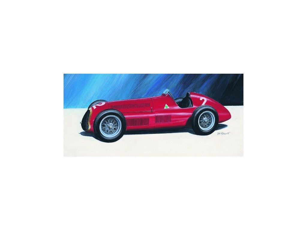 Model Alfa Romeo Alfetta 1950