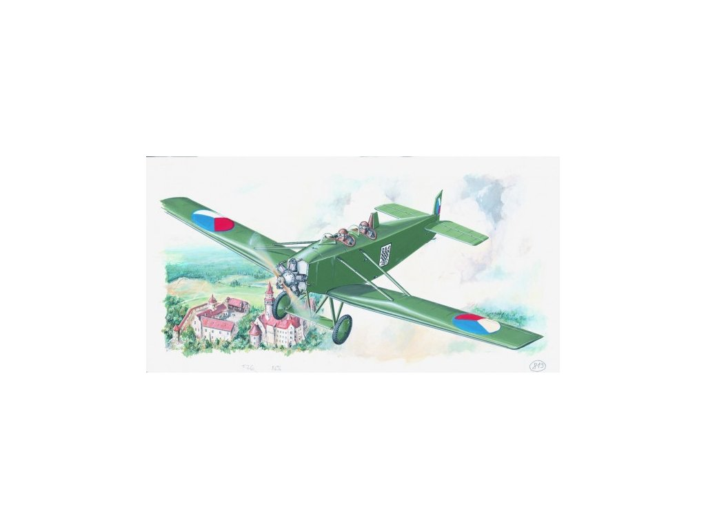Model Avia BH 11
