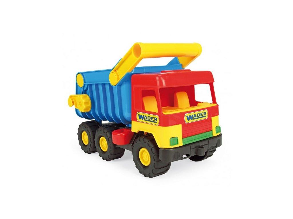Auto Wader middle Truck sklápěč mix barev