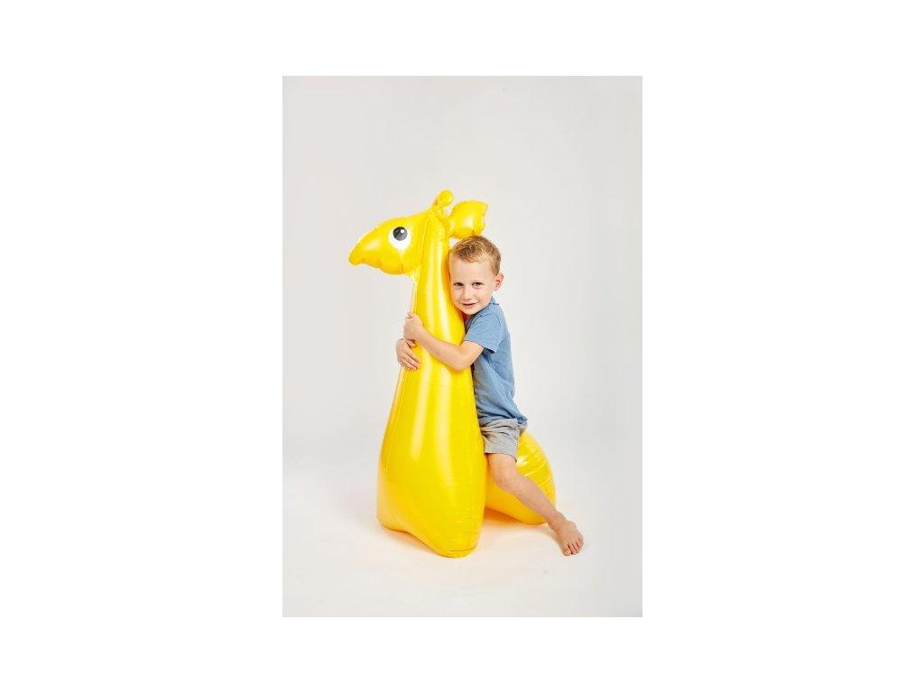 Žirafa nafukovací