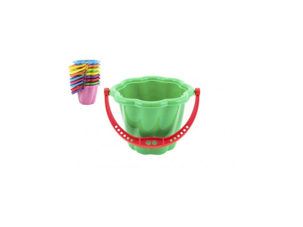 Kbelík na písek mini  4 barvy