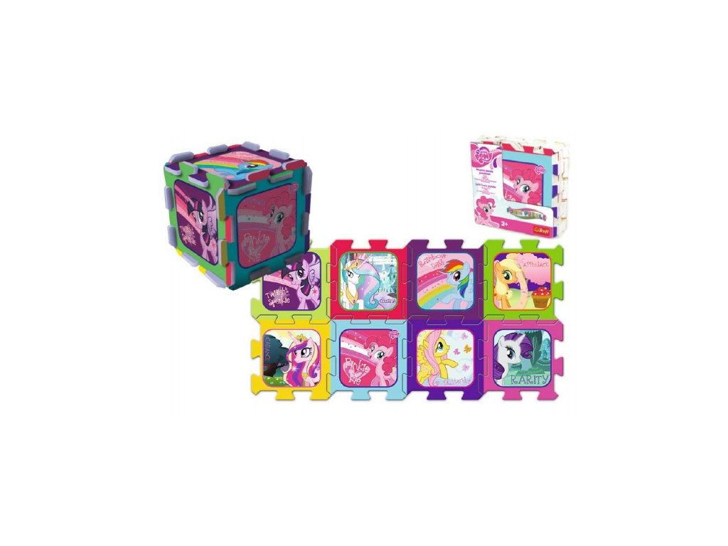 Pěnové puzzle My Little Pony/Hasbro