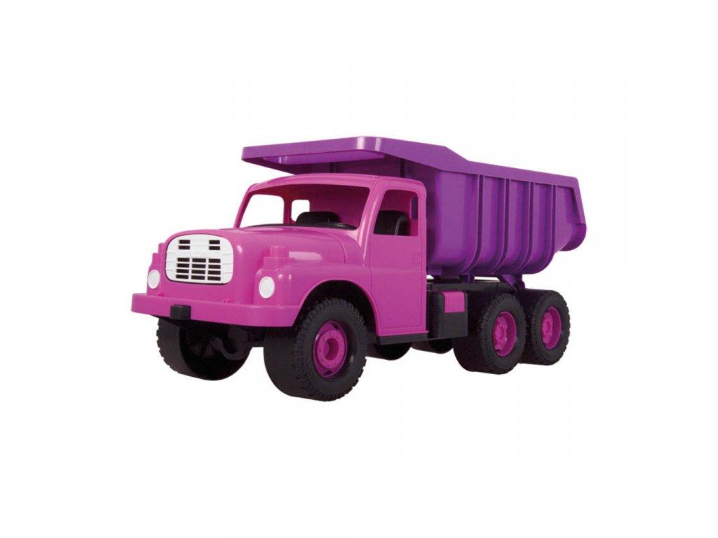 Auto Tatra 148 růžová