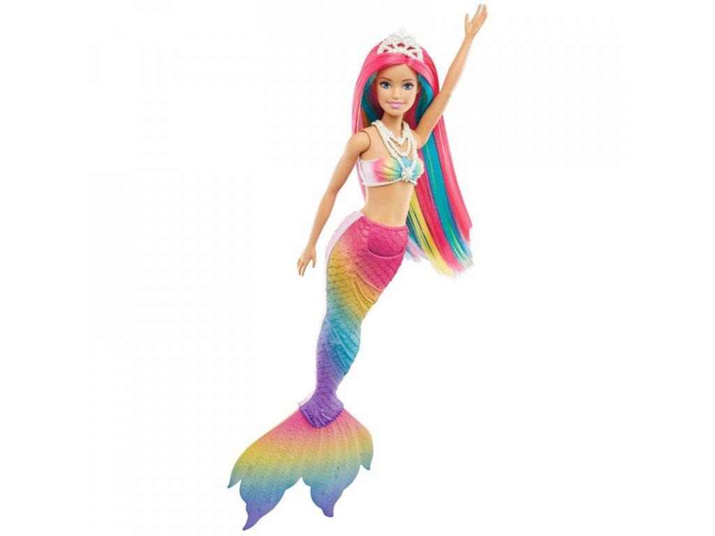 Barbie duhová mořská panna 5
