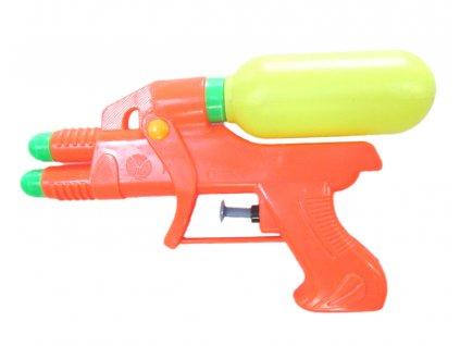 Pistol na vodu oranžová