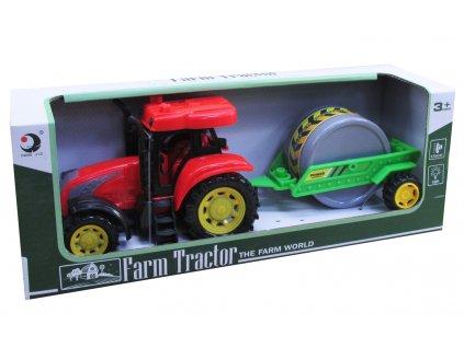 Plastový traktor se zvukem a světlem