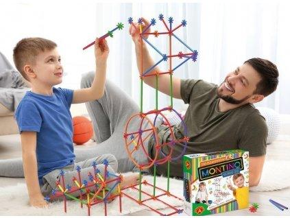 MONTINO 470 trubičky 3D 2