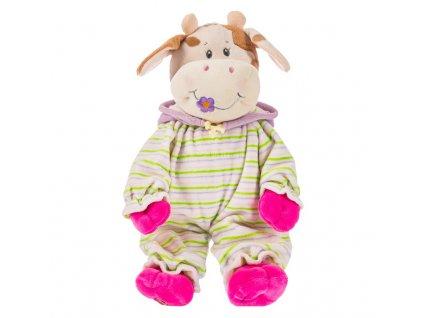 Dětský plyšák Baby kravička ve spodničce