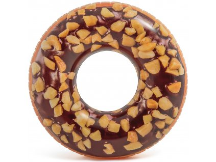 Nafukovací kruh čokoládový