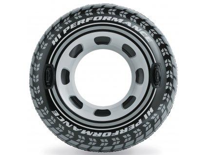 Velký nafukovací kruh pneumatika