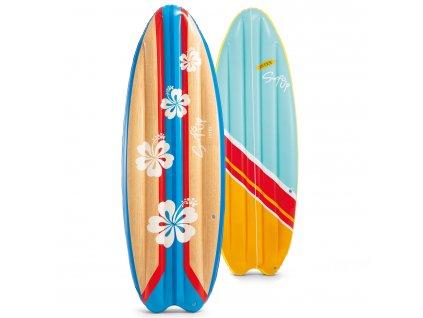 Nafukovací surfová matrace