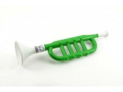 Plastová trumpeta