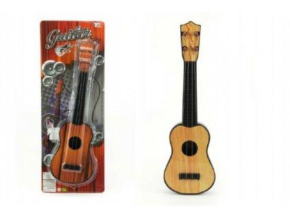Klasická plastová kytara