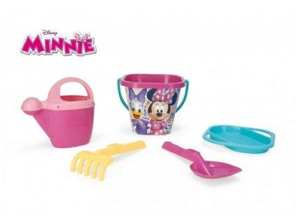 Sada na písek Minnie 5ks