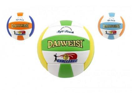 Volejbalový míč 3 barvy