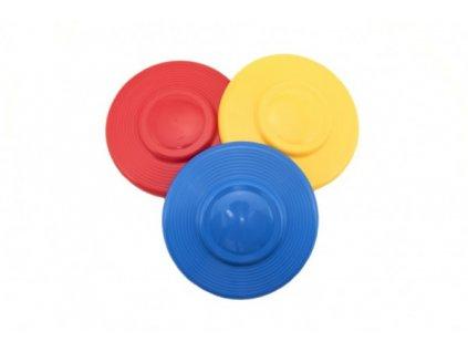 Létající talíř plast mix