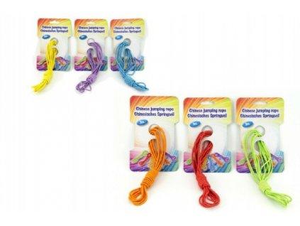 Skákací guma 6 barev