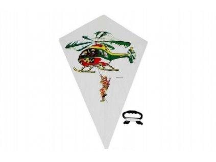 Létající drak 4 druhy