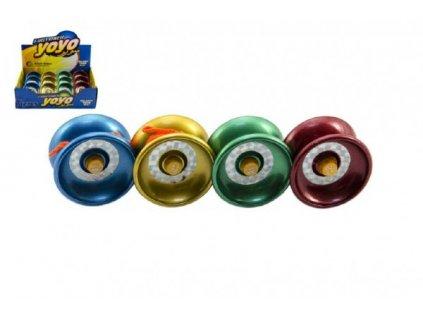 Kovové Jojo mix barev