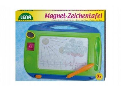 Magnetická kreslící tabulka zelená